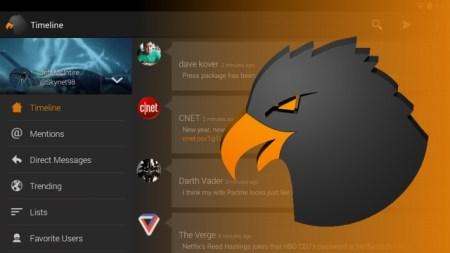 Talon, un excelente cliente de Twitter para Android