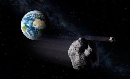 Un asteroide «rozará» la Tierra y podrás verlo en vivo por streaming