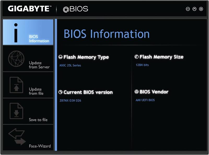 Tarjetas madre GIGABYTE serie 8 ya son compatibles con los nuevos procesadores INTEL - bios-update-gigabyte