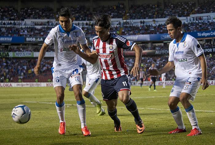 Chivas vs Querétaro en vivo, Jornada 7 Clausura 2014 - chivas-vs-queretaro-en-vivo-2014