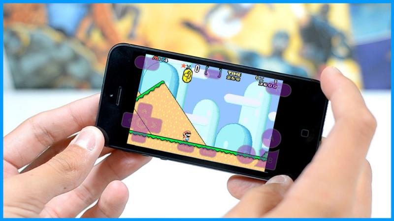 GBA4iOS: el emulador de GameBoy Advance definitivo para iPhone - emulador-gameboy-ios-800x450