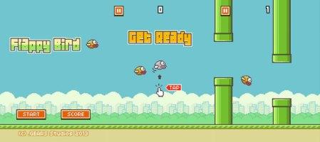 Flappy Bird, un juego para android e iOS sumamente adictivo que tienen que probar