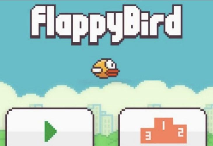Jugar Flappy Bird para Windows Phone ya es posible - flappy-bird-para-Windows-Phone