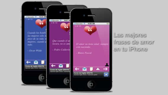 Frases de amor en tu celular con estas apps gratis ¡Lúcete el 14 de febrero! - frases-de-amor-iphone