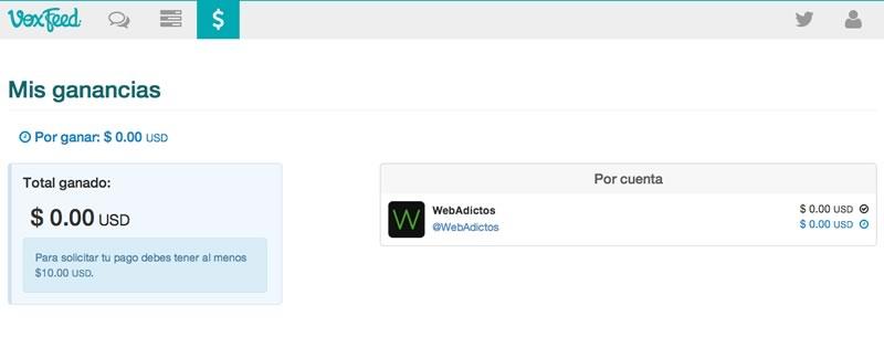 VoxFeed te ayuda a ganar dinero por tu influencia en Twitter - ganar-dinero-twitter-voxfeed
