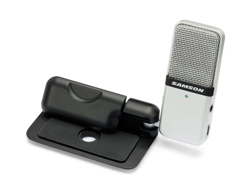 5 mejores micrófonos USB para hacer podcasts - go-mic-samson