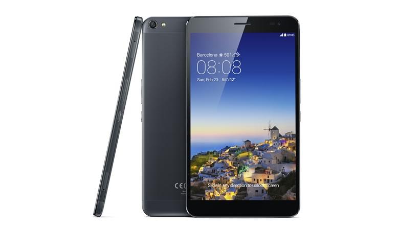 """Huawei MediaPad X1, la phablet de 7"""" más ligera con tecnología LTE [MWC 2014] - huawei-mediapad-x1"""