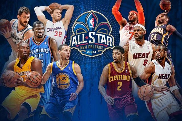 Ver el Juego de Estrellas de la NBA desde tu computadora, smartphone o tablet - juego-de-estrellas