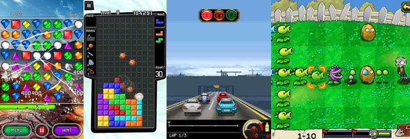 Juegos BlackBerry gratis en la compra de un equipo con BlackBerry 10 - juegos-blackberry-gratis