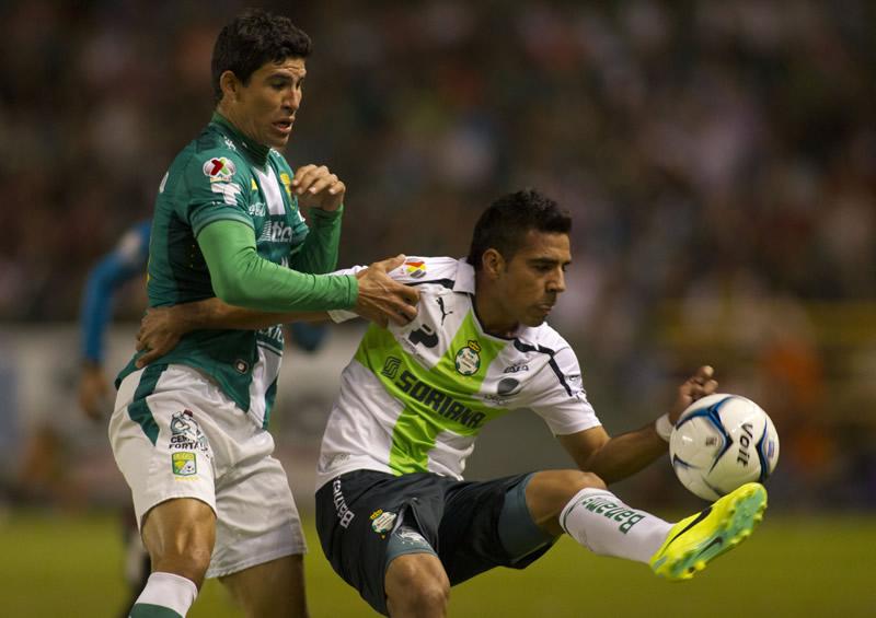 León vs Santos en vivo, Jornada 8 Clausura 2014 - leon-vs-santos-en-vivo-2014