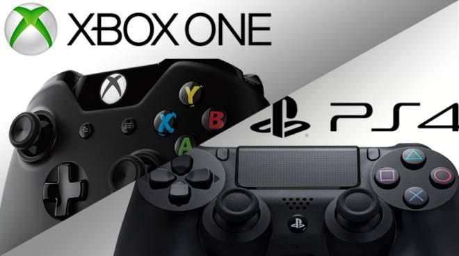 PlayStation 4 le arrebata el liderato a Xbox One como la consola más vendida en EEUU - ps4-vs-xbox-one
