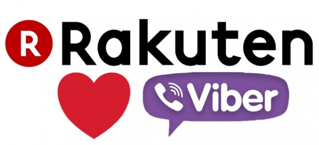 Viber, la popular aplicación de llamadas por VoIP es comprada por 900 millones de dólares - rakuten-viber-623x285