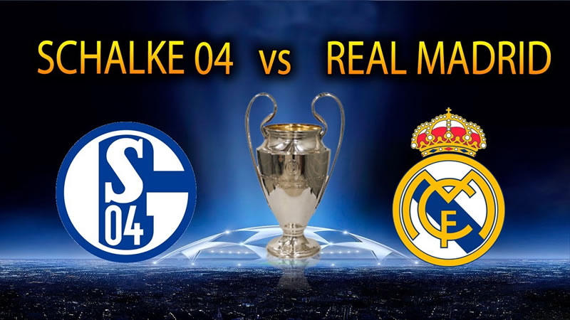 Real Madrid vs Schalke en vivo, Champions League 2014 - real-madrid-vs-schalke-champions-en-vivo