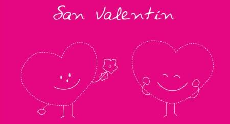 Enviar tarjetas de San Valentín en Android con estas apps