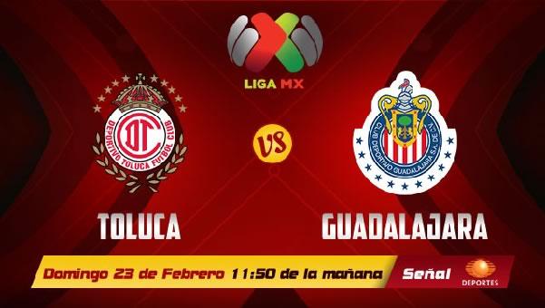 Chivas vs Toluca en vivo, Jornada 8 Clausura 2014 - toluca-vs-chivas-en-vivo-2014