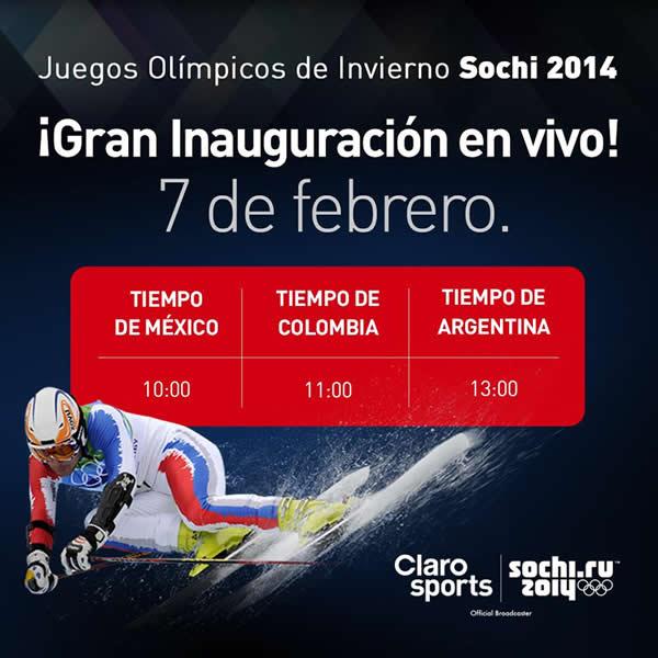 Cómo ver la inauguración de Sochi 2014 en vivo por internet - ver-inauguracion-juegos-olimpicos-de-invierno-sochi-2014