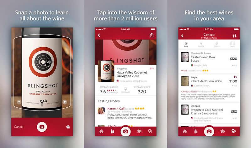 Aplicaciones de vinos para iPhone - vivino-app-vino-iphone