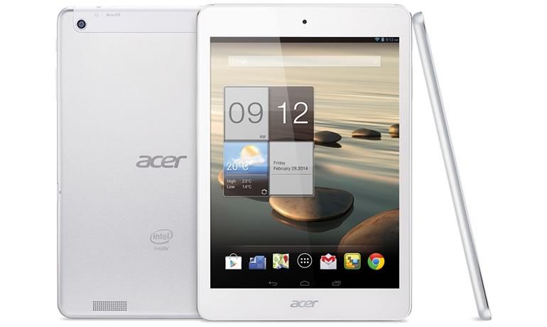Acer Iconia A1-830, la tablet premium de Acer, es lanzada en México - Acer-Iconia-A1-830-1