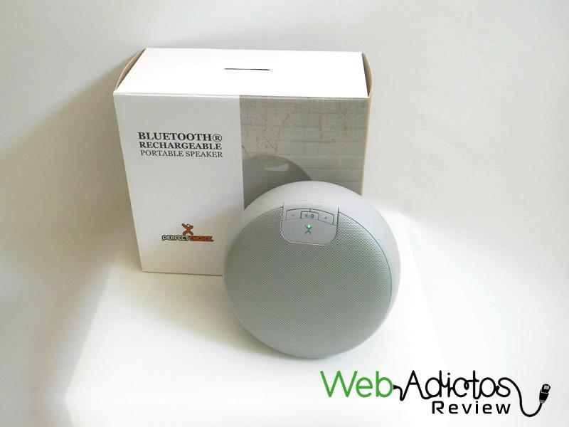 Bocina portátil Bluetooth Moon de Perfect Choice, movilidad y buen sonido a un precio accesible [Reseña] - Bluetooth-bocina-moon-perfect-choice-3