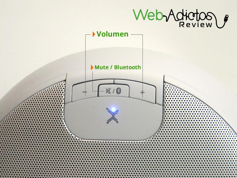Bocina portátil Bluetooth Moon de Perfect Choice, movilidad y buen sonido a un precio accesible [Reseña] - Bluetooth-bocina-moon-perfect-choice-8