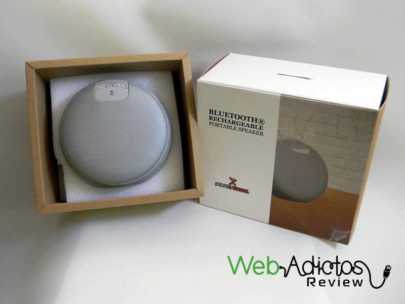 Bocina portátil Bluetooth Moon de Perfect Choice, movilidad y buen sonido a un precio accesible [Reseña] - Bluetooth-bocina-moon-perfect-choice