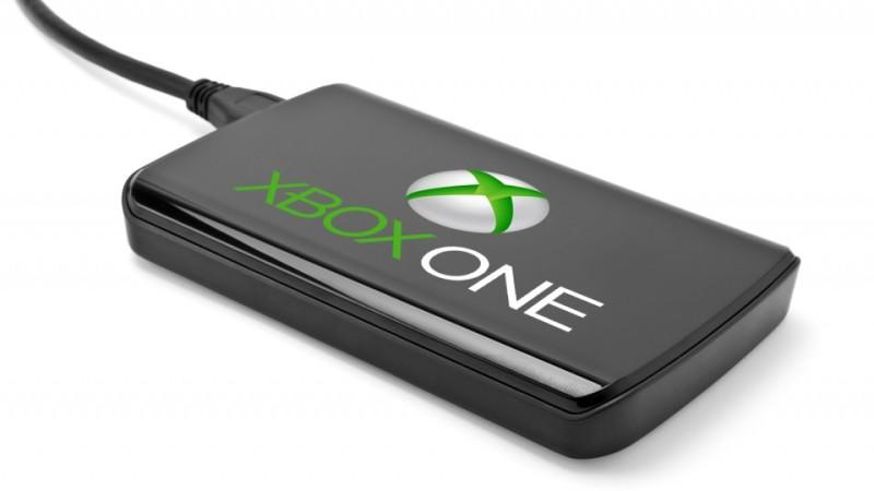 Soporte para discos duros externos llegará a la Xbox One en una actualización - Disco-duro-Xbox-one-800x450