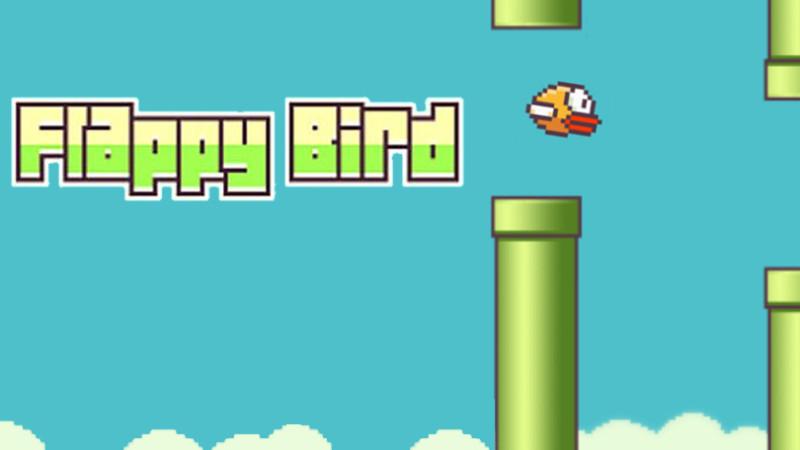 Cada 24 minutos aparece un clon de Flappy Bird en las tiendas de aplicaciones - Flappy-Bird-800x450
