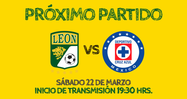León vs Cruz Azul en vivo, Jornada 12 Clausura 2014 - Leon-vs-Cruz-Azul-En-vivo-2014