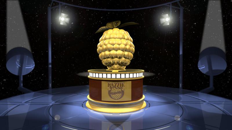 Lista completa de Ganadores de los Razzie Awards a lo Peor del Cine en 2013 - Razzie-Awards-800x450