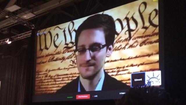 Edward Snowden y la privacidad entre lo más destacado del SXSW Interactive 2014 en informe presentado por Havas Worldwide - Snowden-SXSW