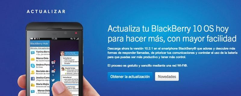 BlackBerry 10.2.1 ya disponible en México - actualizar-blackberry-10.2.1