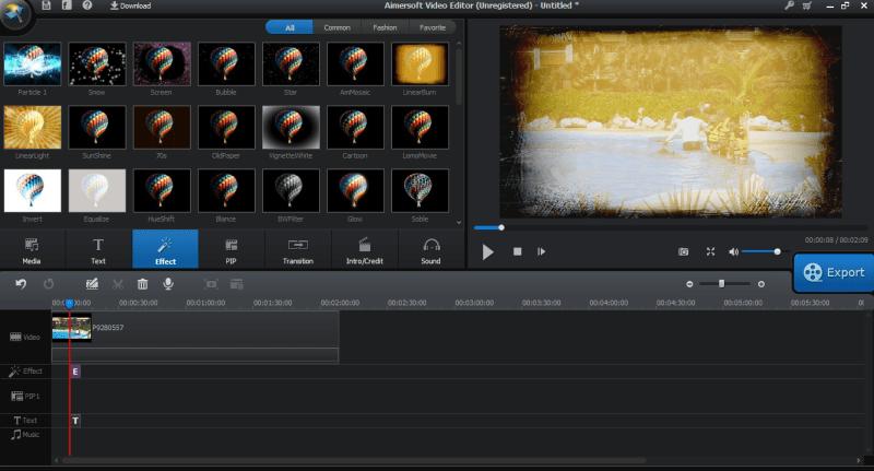 Editor de video Aimersoft, una excelente opción para editar tus videos [Gratis por tiempo limitado] - aimersoft4