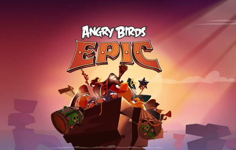 Angry Birds Epic, el nuevo juego de Rovio - angry-birds-epic