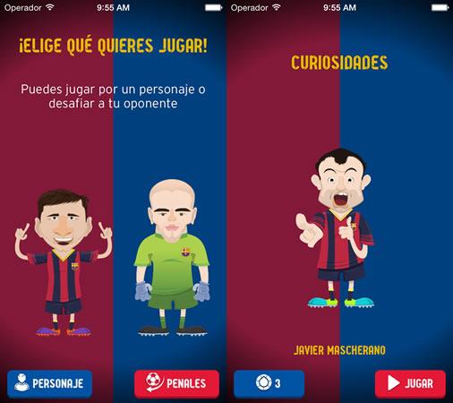 FC Barcelona Trivia Fans, el juego para los aficionados al Barcelona FC - barcelona-trivia-fans-juego