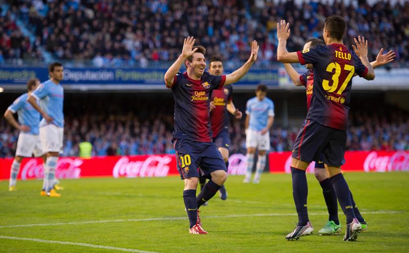 Barcelona vs Celta de Vigo en vivo, Liga Española 2014 - barcelona-vs-celta-de-vigo-en-vivo-2014