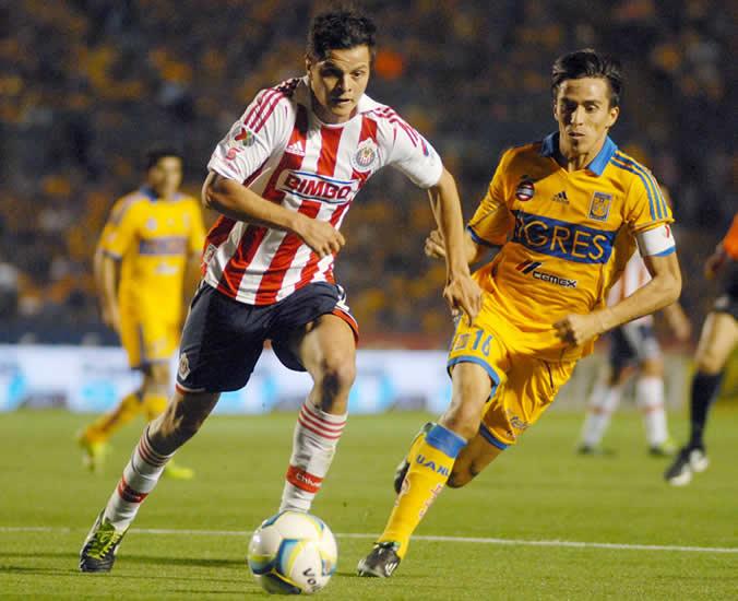 Chivas vs Tigres en vivo, Jornada 9 Clausura 2014 - chivas-vs-tigres-en-vivo-2014