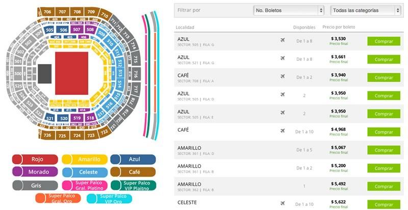 Compra boletos para tus conciertos y eventos favoritos en Ticketbis - concierto-bruno-mars-boletos