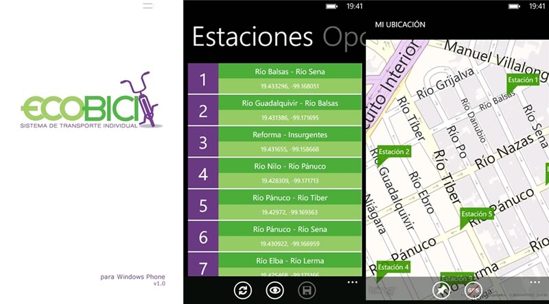 Apps para Nokia ideales para comenzar la primavera de la mejor manera - ecobici-nokia-windows-phone