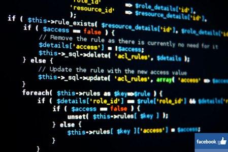"""Facebook presenta """"Hack"""" su lenguaje de programación"""