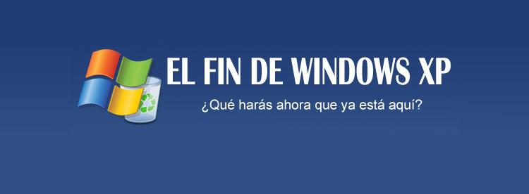 El fin de Windows XP se acerca ¿Y a hora qué hago? [Infografía] - fin-windows-xp