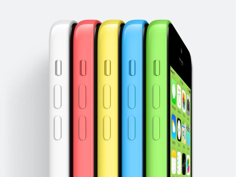 Apple relanza el iPhone 5C y le baja el precio - iphone_5c_-800x600