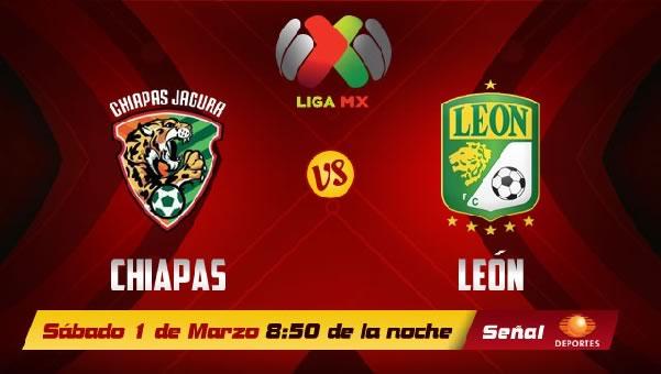 León vs Jaguares en vivo, Jornada 9 Clausura 2014 - jaguares-vs-leon-en-vivo-2014