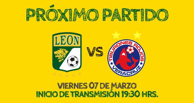 León vs Veracruz en vivo, Jornada 10 Clausura 2014 - leon-vs-veracruz-2014