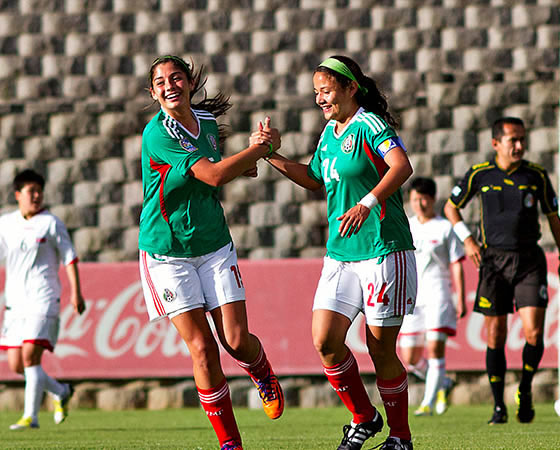 México vs China en vivo, Mundial Femenil Sub 17 - mexico-vs-china-femenil-sub-17