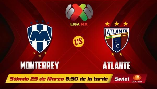 Monterrey vs Atlante en vivo, Jornada 13 Clausura 2014 - monterrey-vs-atlante-en-vivo-televisa-2014