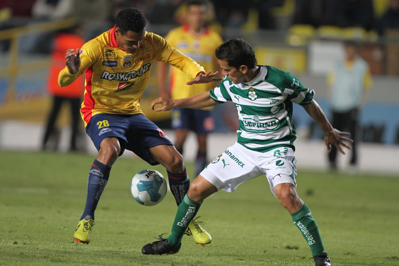 Morelia vs Santos en vivo, Jornada 12 Clausura 2014 - morelia-vs-santos-en-vivo-2014