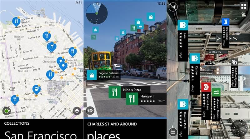 Apps para Nokia ideales para comenzar la primavera de la mejor manera - nokia-here-city-lens