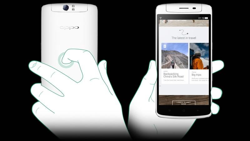 Oppo N1 en México, 5 características que te harán desearlo - oppo-n1-o-touch