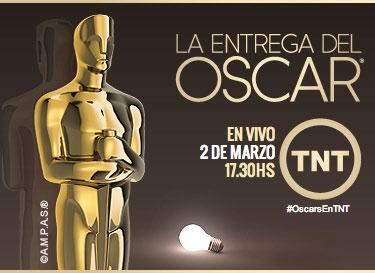 Cómo ver los premios Oscar 2014 en vivo por internet desde la computadora o celular - oscar-en-vivo-en-tnt