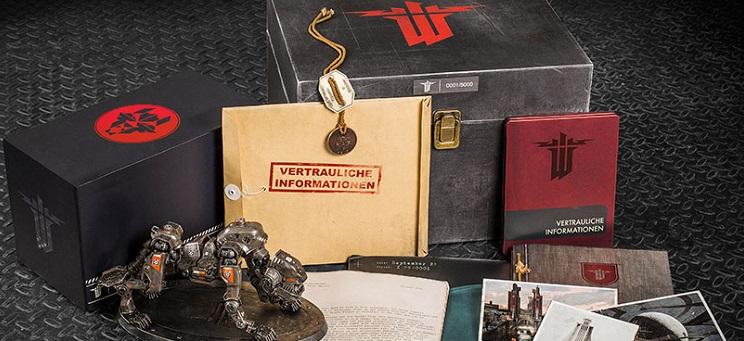 Wolfenstein: The New Order, lanzan edición especial que NO incluye el juego - p1-copia-2